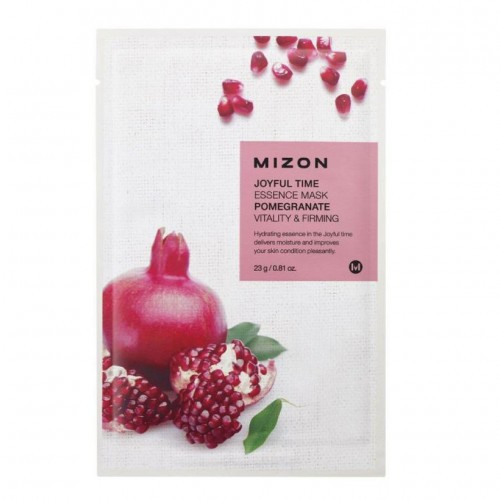 mizon-joyful-time-essence-mask-pomegranate