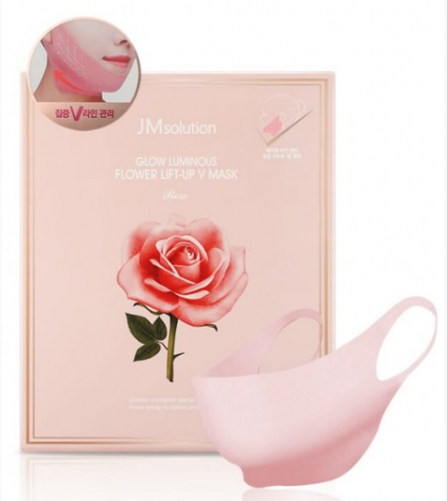 jm-solution-glow-luminous-flower-lift-up-v-mask-rose