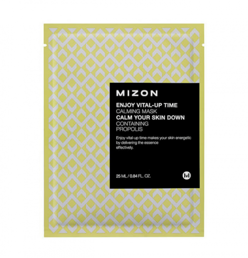 mizon-enjoy-vital-up-time-calming-mask-25ml