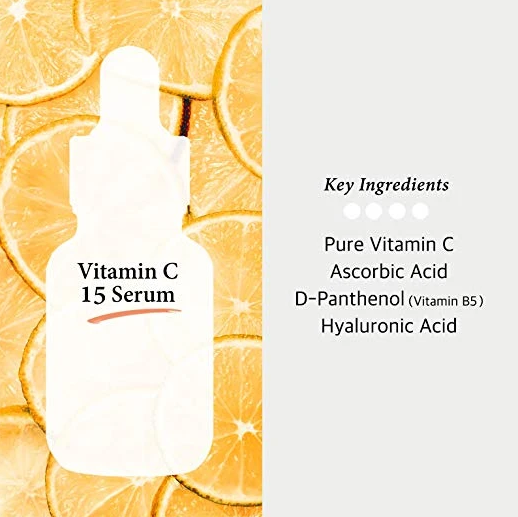 Cos de Baha Vitamin C Serum 15% 30ml
