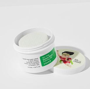 One Step Green Hero Calming Pad