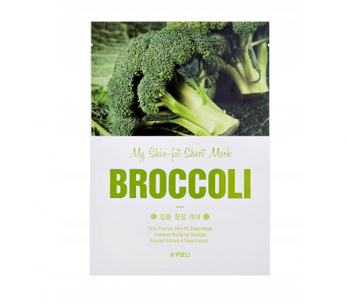 a-pieu-my-skin-fit-sheet-mask-broccoli-25ml
