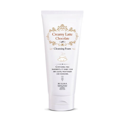 missha-creamy-latte-cleansing-foam-172ml
