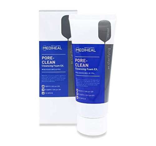 mediheal-pore-clean-cleansing-foam-ex-170ml