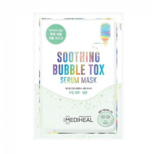 mediheal-soothing-bubble-tox-serum-mask-25ml
