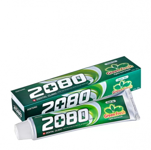 dental-clinic-2080-green-fresh-toothpaste-160g