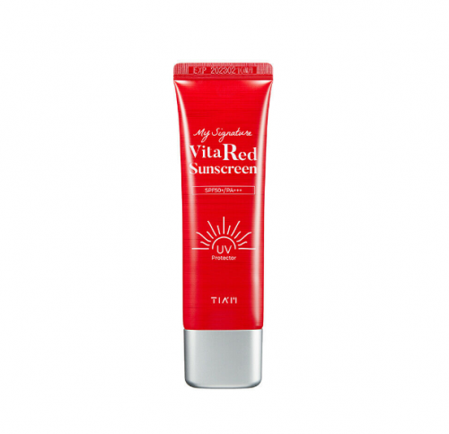 tiam-my-signature-vita-red-sunscreen-spf50-pa-50ml
