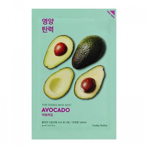 tkanevaya-maska-holika-holika-pure-essence-mask-sheet-avocado-20ml