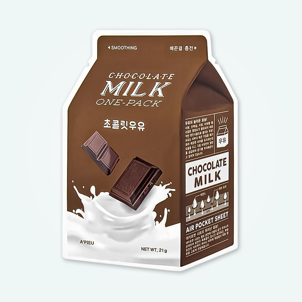 A'Pieu Chocolate Milk One-Pack (Smoothing)