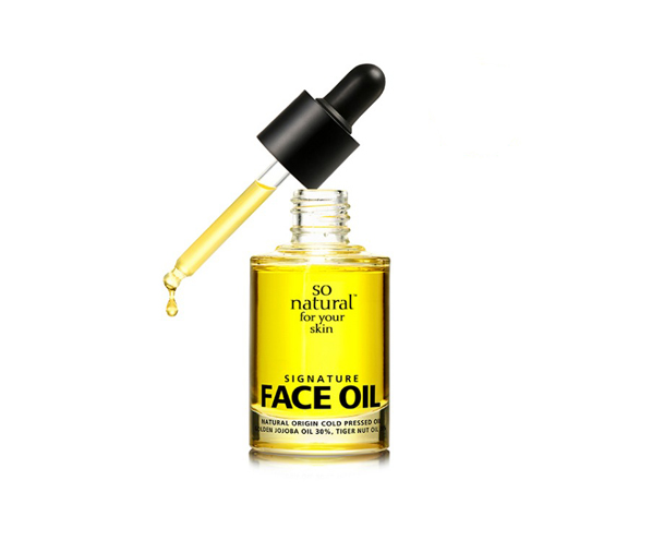 So Natural Signature Face Oil - 30ml