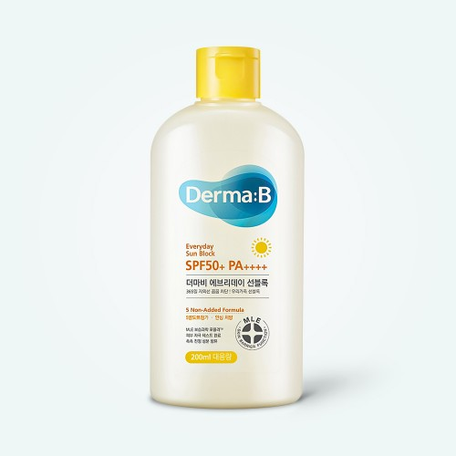 derma-b-everyday-sun-block-spf50-pa-200ml
