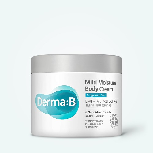 derma-b-mild-moisture-body-cream-430ml