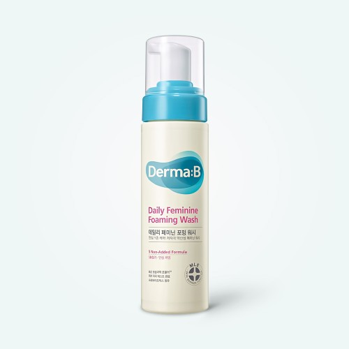 derma-b-daily-feminine-foaming-wash-200ml