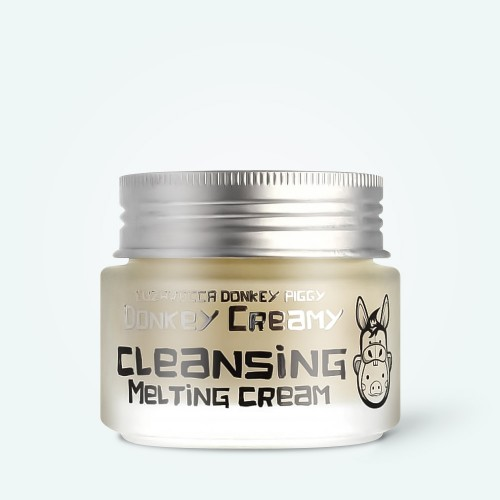 elizavecca-donkey-creamy-cleansing-melting-cream