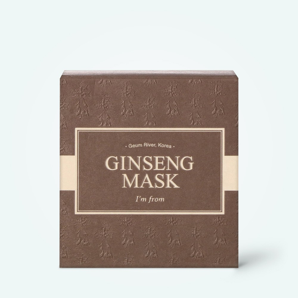 I'm From - Ginseng Mask 120g