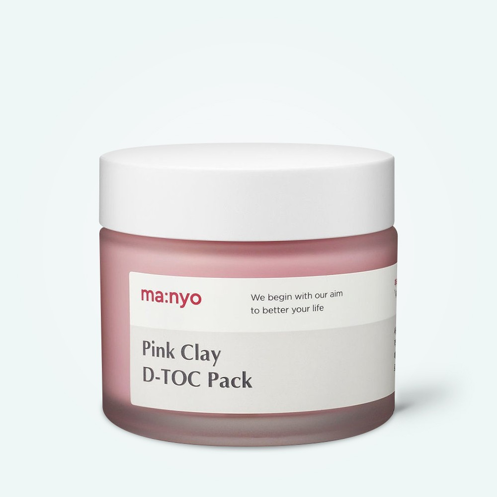 Manyo Factory Pink Clay D-Toc Pack 75 ml