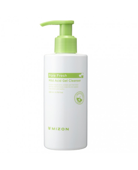 mizon-pore-fresh-mild-acid-gel-cleanser-200ml