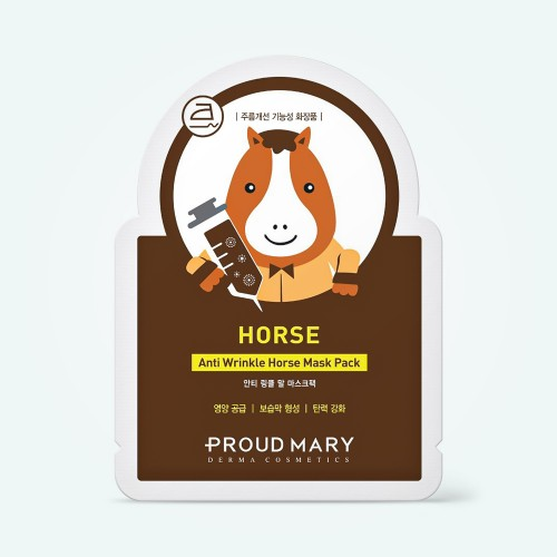 antivozrastnaya-tkanevaya-maska-dlya-lica-proud-mary-horse-animal-mask-pack