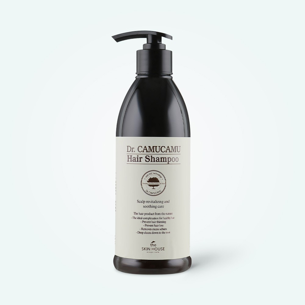 The Skin House Dr. CamuCamu Hair Shampoo 400ml
