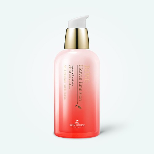 the-skin-house-rose-heaven-emulsion-130-ml