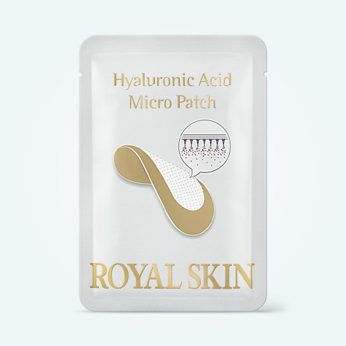 roayl-skin-hyaluronic-acid-micro-needle-patch