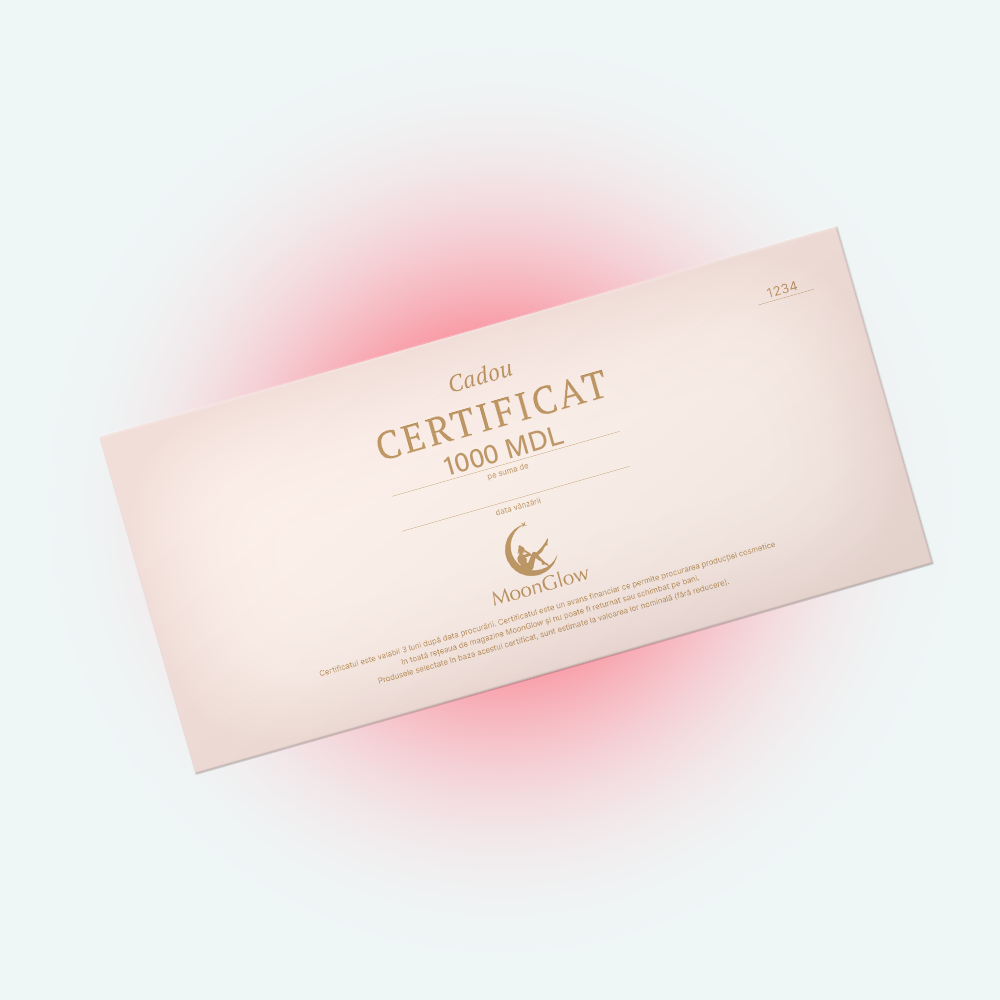 Gift Certificate 1000 lei