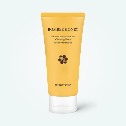 papa-recipe-bombee-honey-moisture-cleansing-foam-120ml