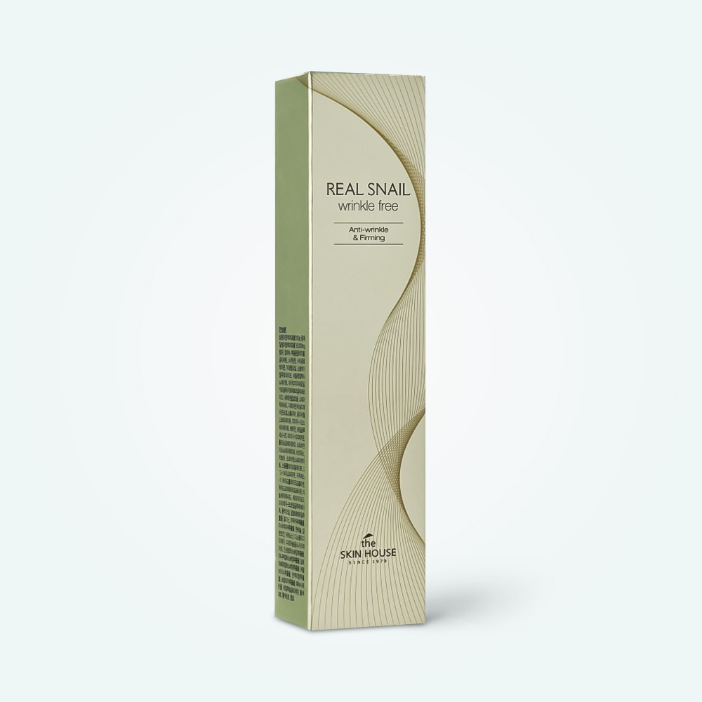 The Skin House Real Snail Wrinkle Free 30 ml
