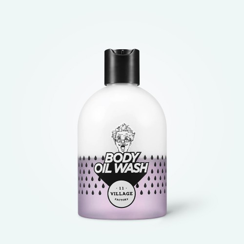 village-11-factory-relax-day-body-oil-wash-violet-300-ml
